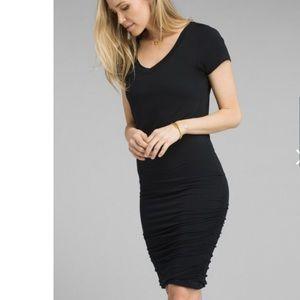 Prana Foundation Dress Black L